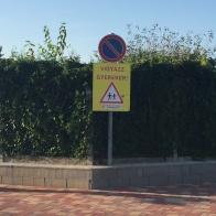 beware children?