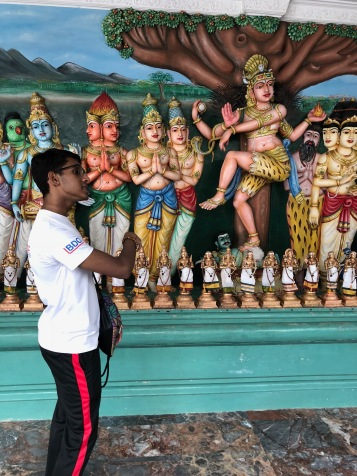 a wonderful guide!! check out Thina on Airbnb for touring little India