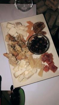 wine bar platter